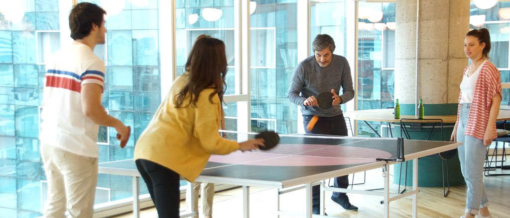 Ping Pong Tables Don't Engage Employees