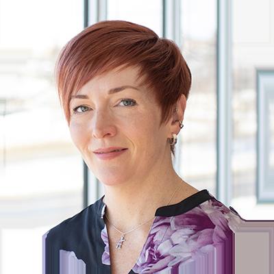 Nicole Stewart, CPHR, Director, Human Resources